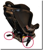 Britax LATCH System