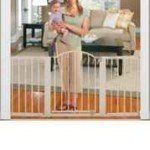 Extra Wide Baby Gates for Stairs, Doors & Pressure Mounted
