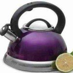 Purple Tea Kettles