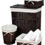 Wicker Laundry Baskets – Stylish Storage for Room Organization