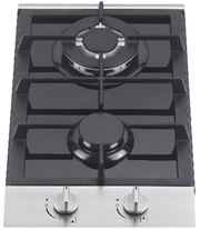 2 Burner Gas Cooktop