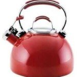 Red Tea Kettle