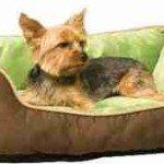 K & H Lounge Sleeper Self Warming Pet Bed