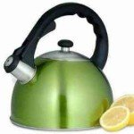 Lime Green Kettle